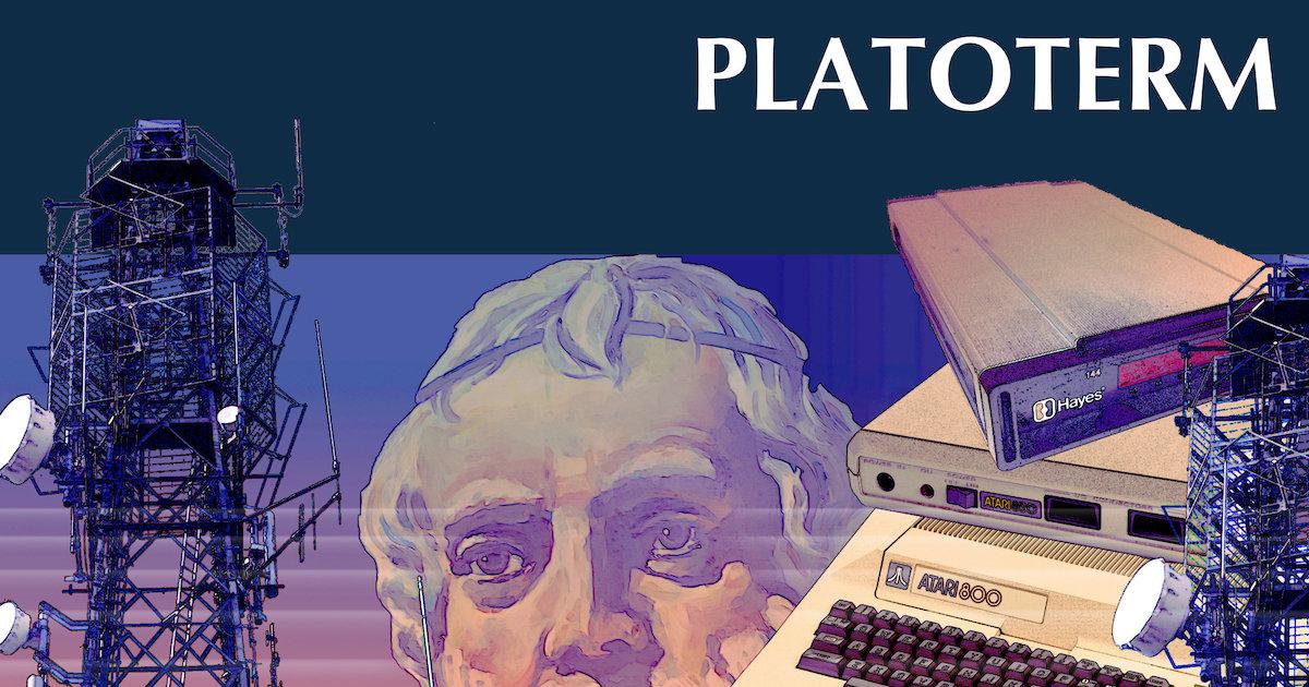 Platoterm Boxart
