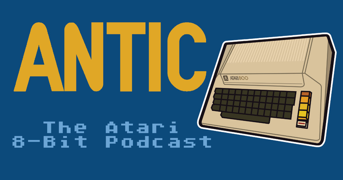 ANTIC Interview 369 – Philip Bouchard, The Oregon Trail