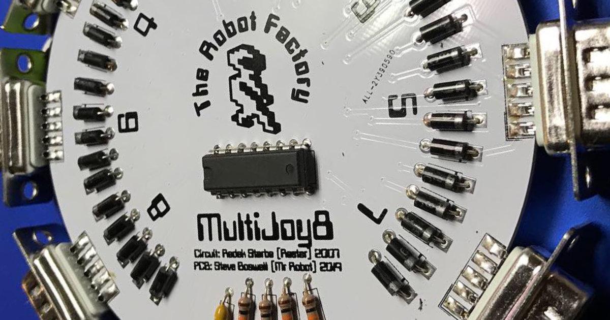 Multijoy8